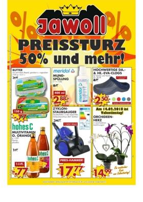 Jawoll Werbung Prospekte Prospekte24