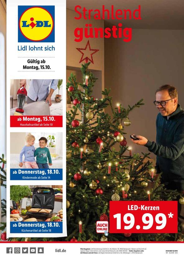 Lidl Magazin online lesen