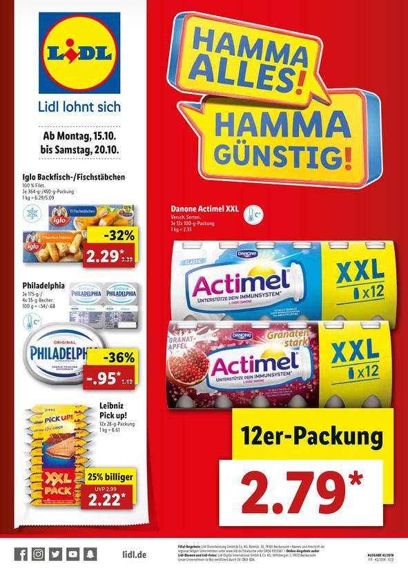 Lidl Aktuelle Angebote Im Lidl Prospekt Finden Prospekte24