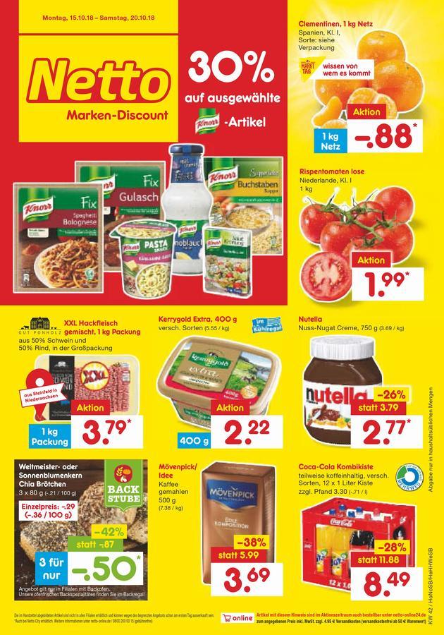 Netto Marken-Discount Prospekt online